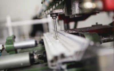 Aluminium processing with CNC machines